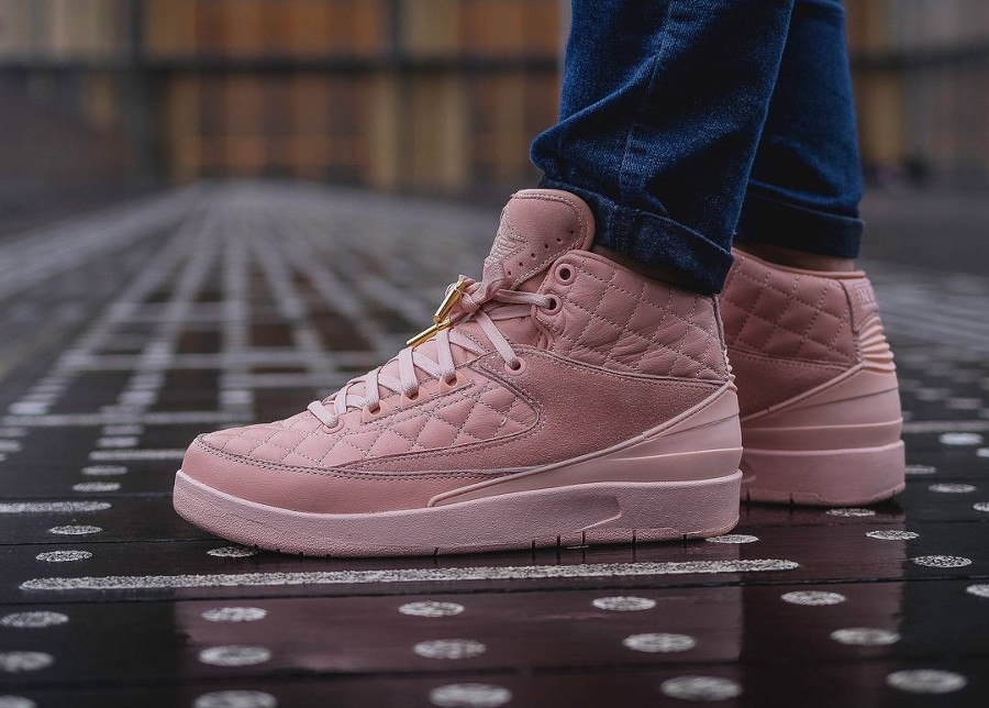 Air Jordan 2 Retro Just Don Artic Orange - @marionpocasneakers