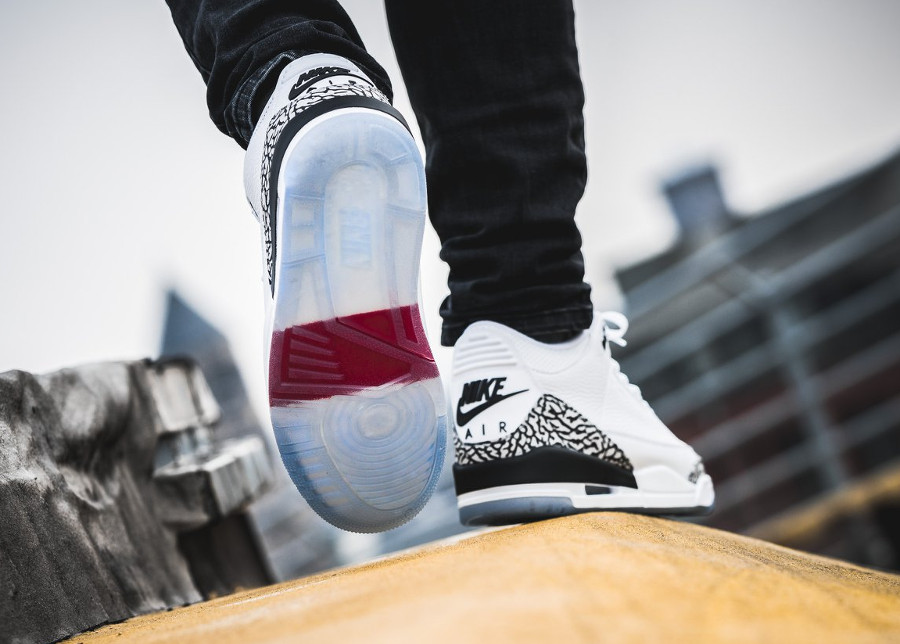 Air Jordan III Retro 'White Cement' Dunk Contest