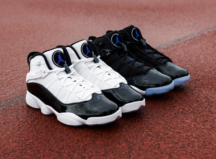 Air Jordan Six Rings 'Concord & Space Jam'