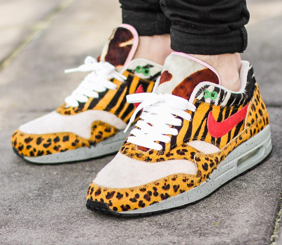 nike air max 1 supreme animal