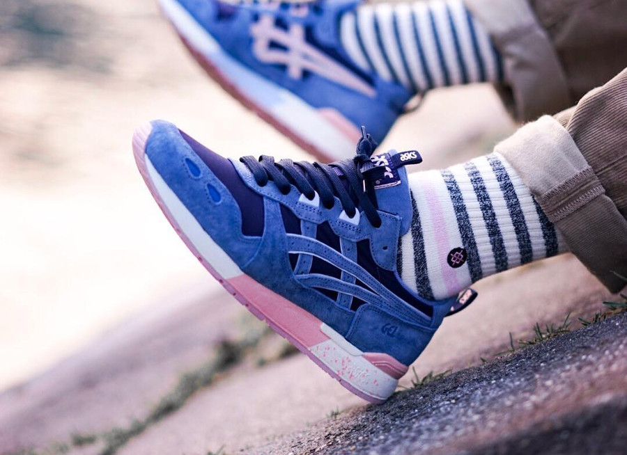 Chaussure Asics Gel Lyte OG 36 Views Hokusai (2)