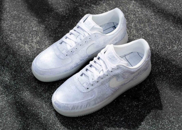 Clot x Nike Air Force 1 Premium '1World 2018'