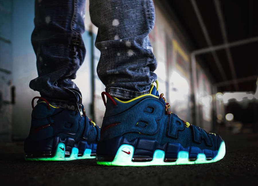 Doernbecher x Nike Air More Uptempo 'BPM' (#SDJ 13/02/2018)