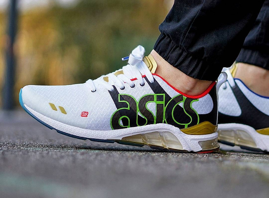 Footlocker x Pensole x Asics Gel 180 on feet - @dexter91000 (1)