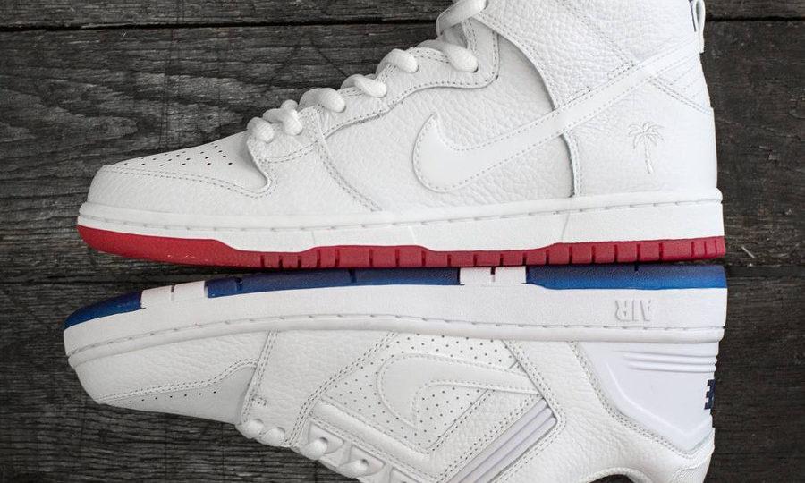 Kevin Bradley x Nike SB QS blanche (couv)