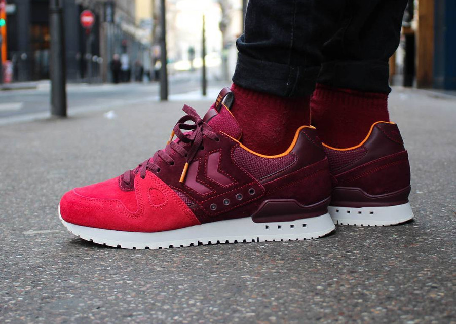 Mita Sneakers x Hummel Marathona Danish Pastry - @issue_shoes