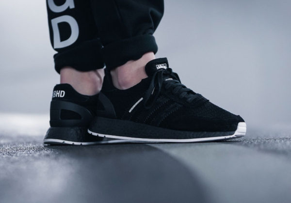 Neighborhood x Adidas I-5923 Primeknit 'Black'