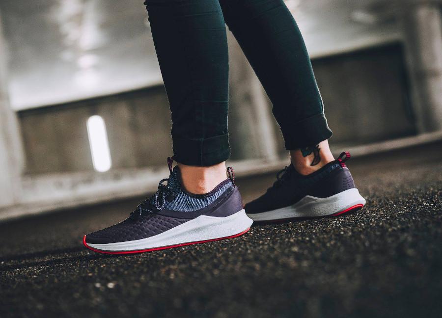 New Balance Fresh Foam Lazr Hyposkin Elderberry 'Daybreak - chaussure pour femme (2)