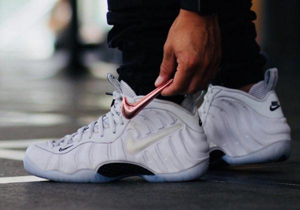 Nike Air Foamposite Pro QS ASG Swoosh Flavors - chaussure de basketball homme