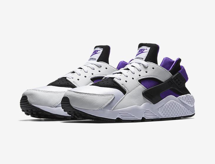 Nike Air Huarache 91 QS Purple Punch