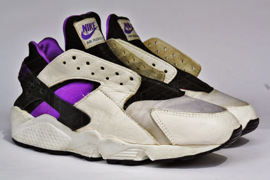 Nike Air Huarache Original Purple Vintage de 1991