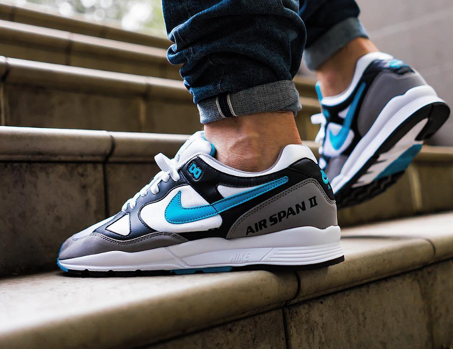 Nike Air Span II OG Blue 2018 - @sydneysneakers