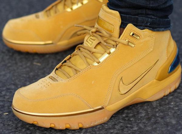 5f83fe4dc1627 Nike Air Zoom Generation QS Wheat ASG 2018 (suede marron) - édition  spéciale homme