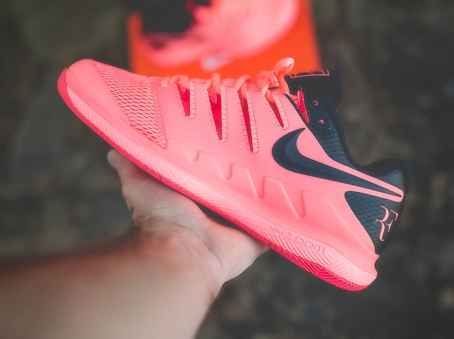 Nike Air Zoom Vapor X '20th Grand Slam' Lava Glow - chaussure homme