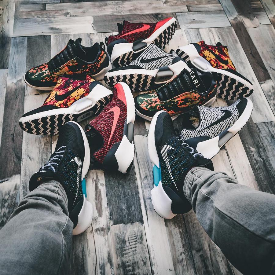 Toute les Nike Hyperadapt 1.0 - @tadsnkrs