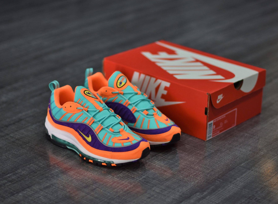 great fit cheap for discount best value Avis] Faut-il acheter la Nike Air Max 98 QS Cone Multicolor ?