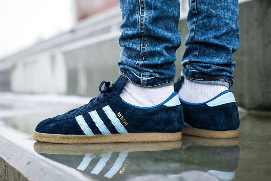 Avis] La Adidas Berlin City OG 2018 'Dark Marine Clear Sky