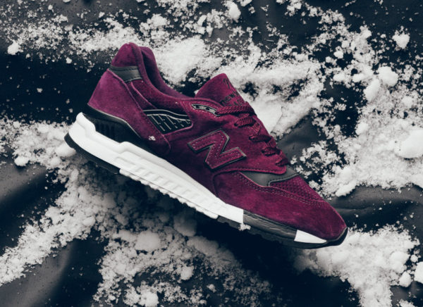 New Balance 998 Suede 'Color Spectrum' (made in USA)