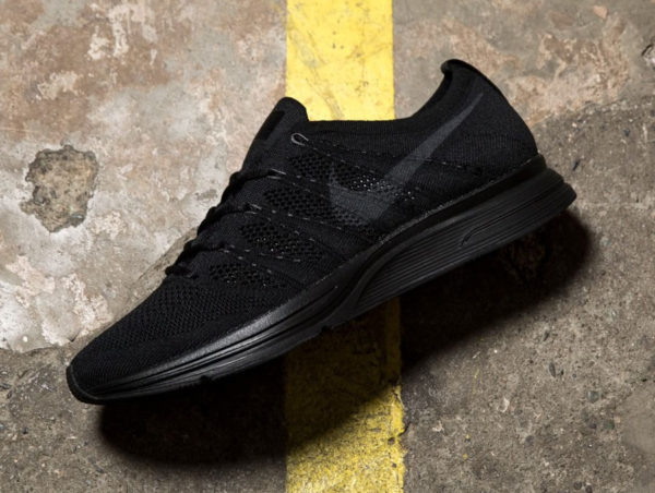 Nike Flyknit Trainer 'Black Anthracite'