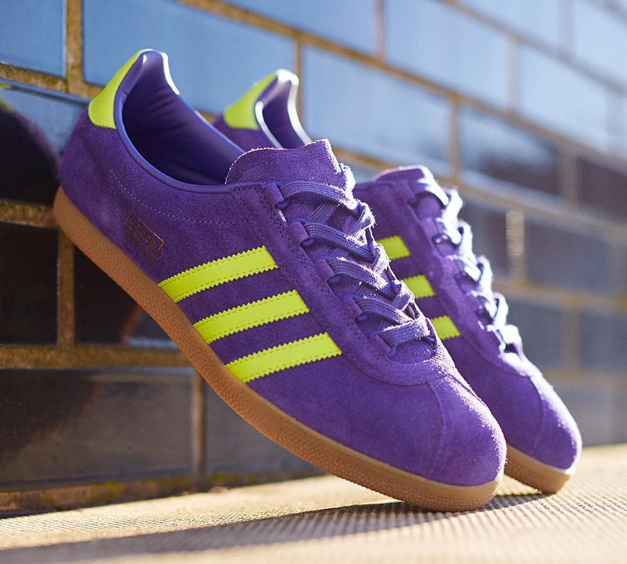 chaussure-Size x Adidas Trimm Star Athens (suède violet) (3)