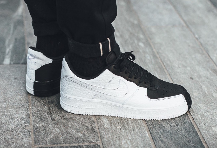 Nike Air Force 1 '07 Premium Split 'Yin Yang'