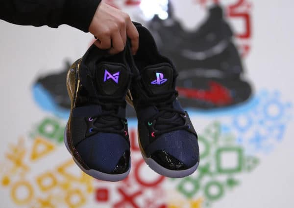 low priced 2f67d 3117a Avis] comment acheter la Playstation x Nike PG2 'PS4' ?