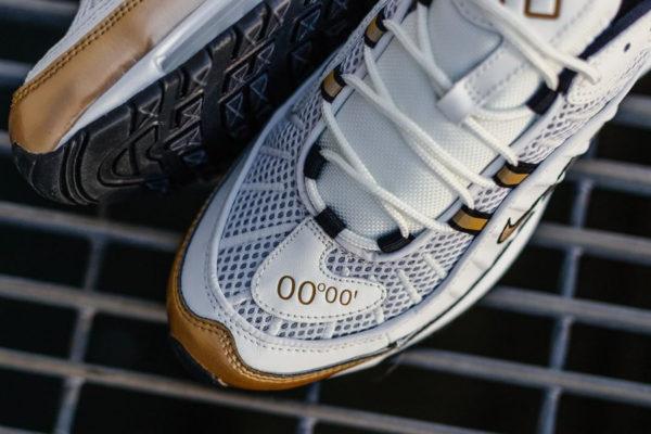2419c27377e Avis  La Nike Air Max 98 GMT 00 00 Metallic Gold   que vaut-elle