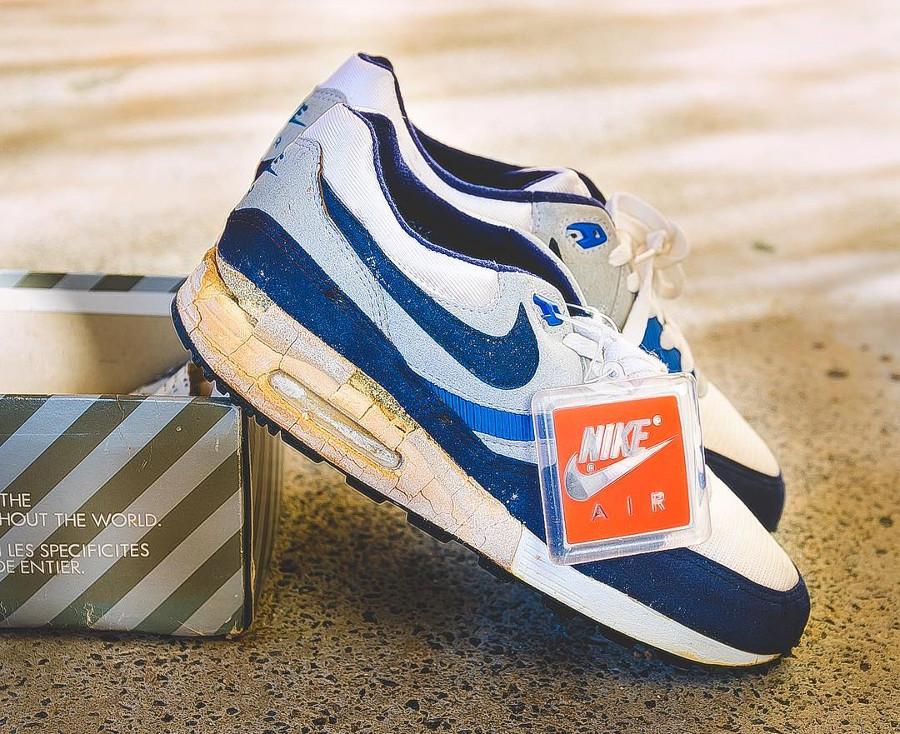 1989 Nike Air Max Light OG - @nos7algic