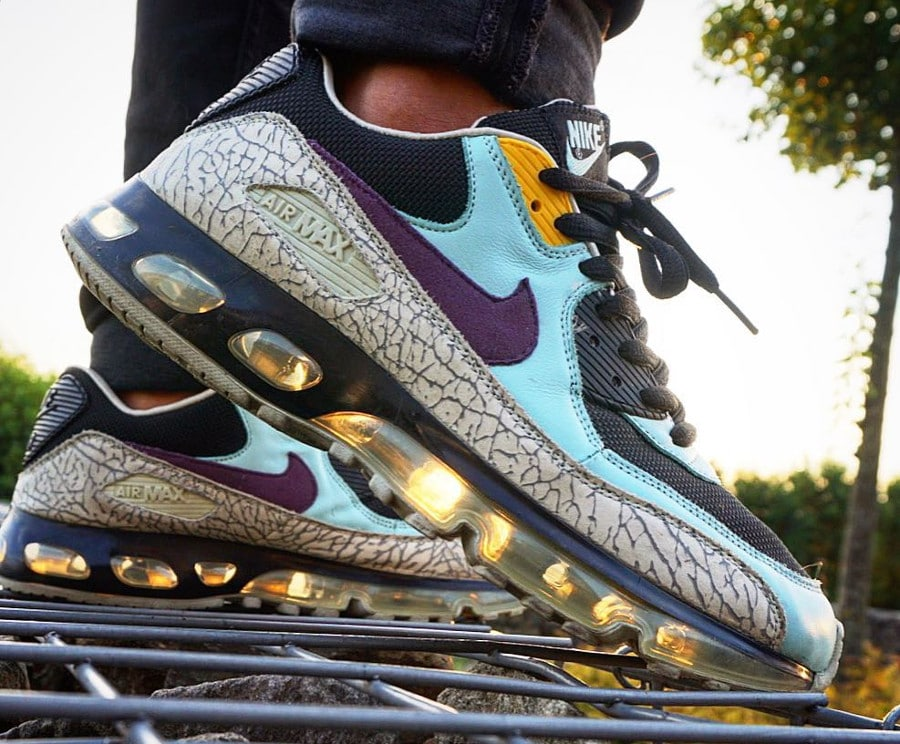2006 Nike Air Max 90 360 One Time Only - @tomasterrr