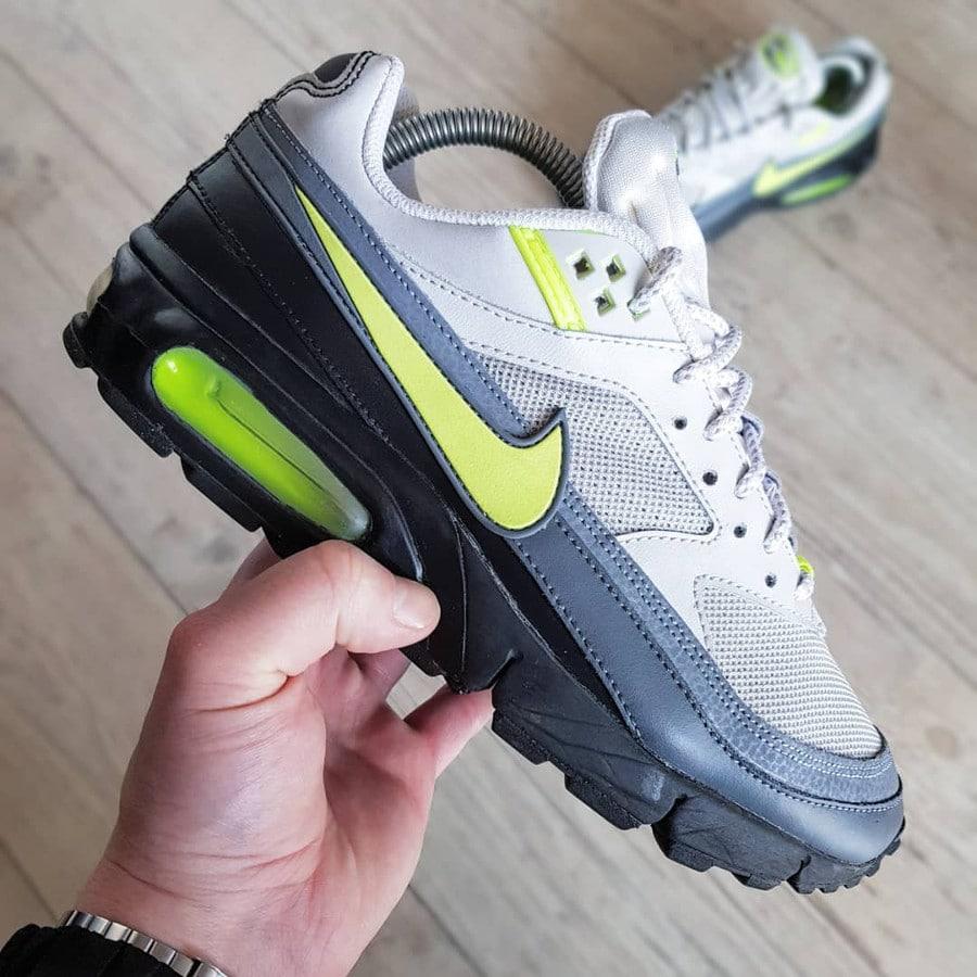 2010 - Nike Air Max Modular 95 - @notenoughsneaks