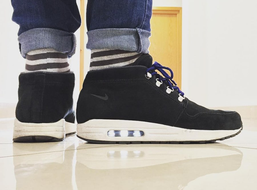 2013 - Nike Wardour Max 1 - @nerdpl