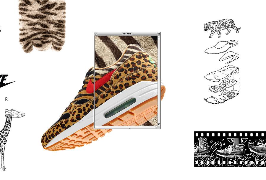 Atmos x Nike Air Max 1 Animal 2 (1)