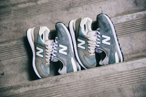 Le pack New Balance ML 574 'Legacy of Grey'