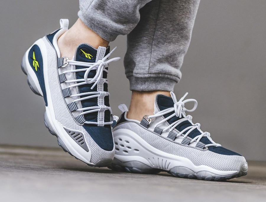 Reebok DMX Runner 10 'Neon Yellow'