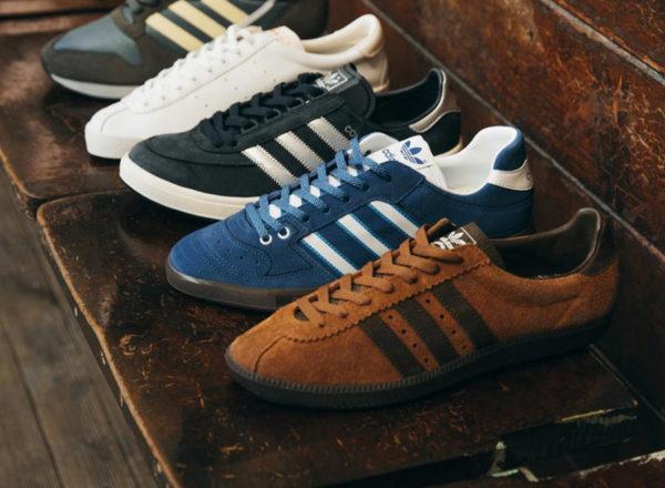 La collection Adidas Spezial printemps été 2018 (2ème partie) couv
