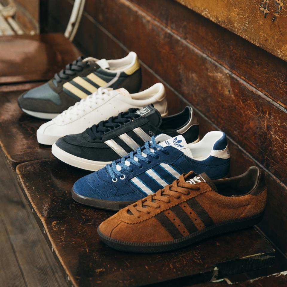 La collection Adidas Spezial printemps été 2018 (2ème partie)