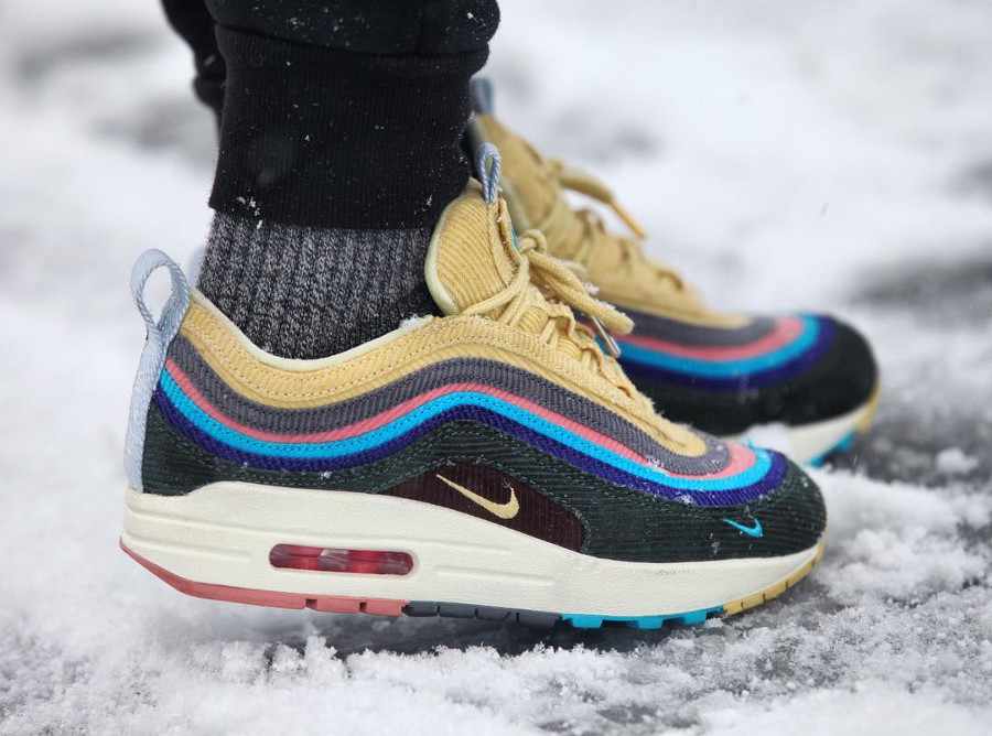Avis] Que vaut la Nike Air Max 1/97 SW Sean Wotherspoon ?
