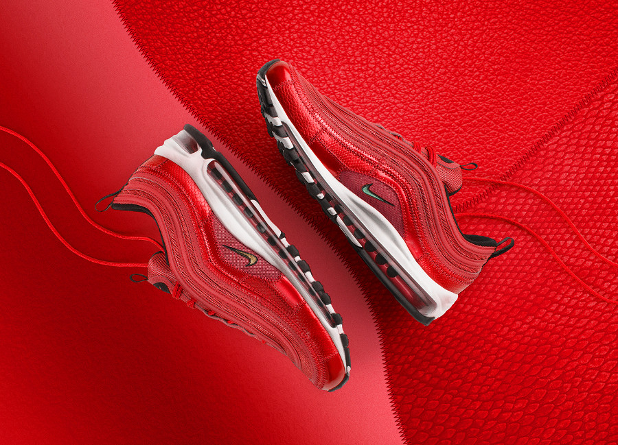 Nike Air Max 97 CR7 Portugal Patchwork