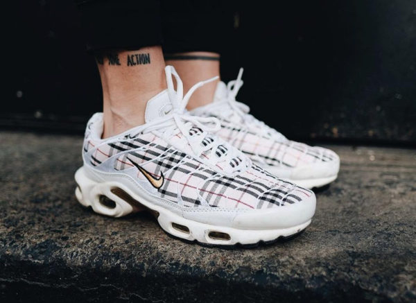 Nike Air Max Plus Burberry - @neunundsechzig