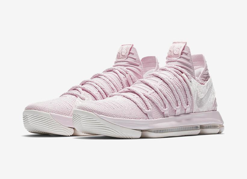 Nike KD X Aunt Pearl