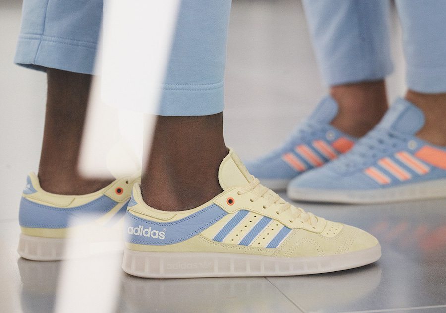 Oyster Holdings x adidas Originals Handball Top and 350