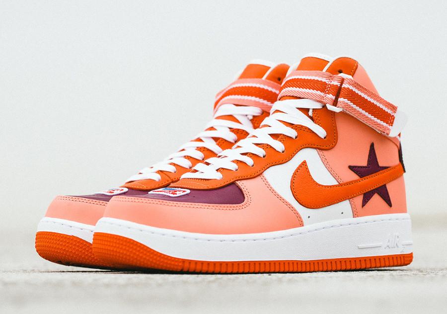 Riccardo Tisci x Nike Air Force 1 High Icarus