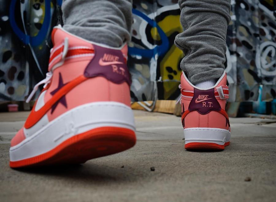 Riccardo Tisci x Nike Air Force 1 High Icarus - @_____timluke