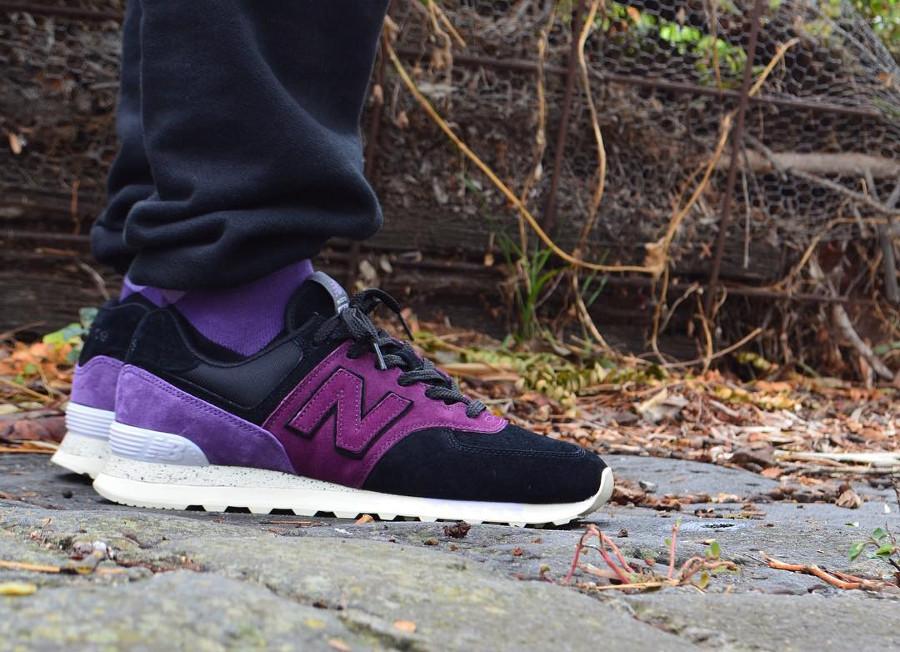Sneaker Freaker x New Balance 574 Tassie Devil - @xdjsx