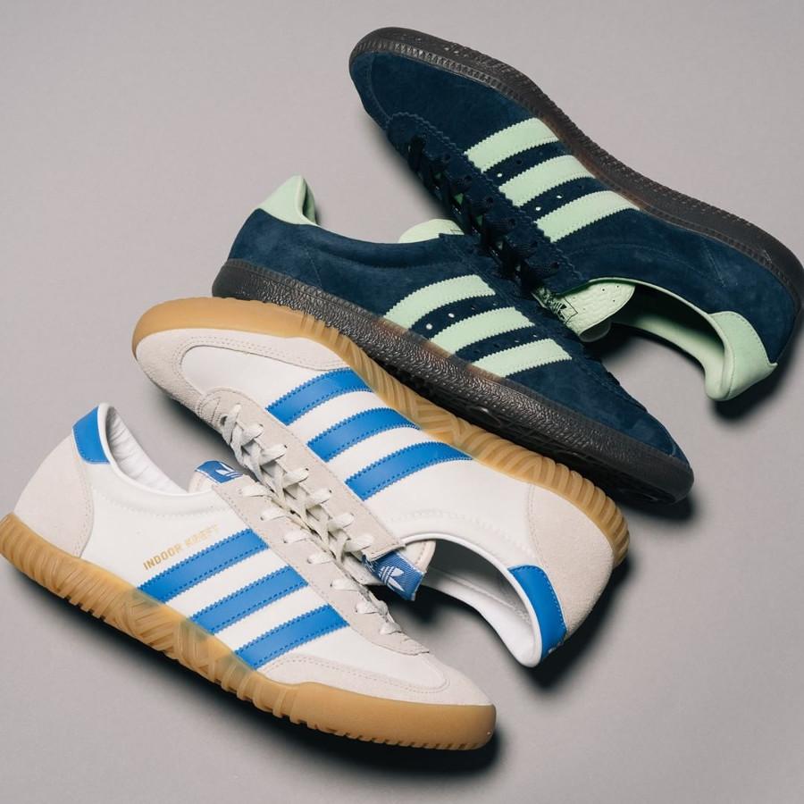 Adidas Indoor Kraft & Adidas Padiham