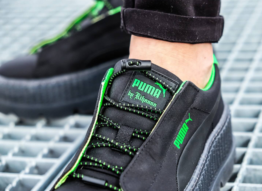 basket-Puma-Cleated-Creeper-Surf-noire-vert-fluo (1)