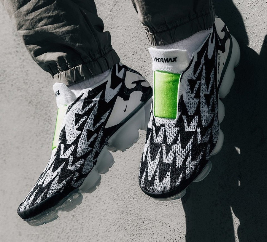 Chaussure ACRONYM® x Nike Air Vapormax Moc 2 'La route glacée de Johnny'