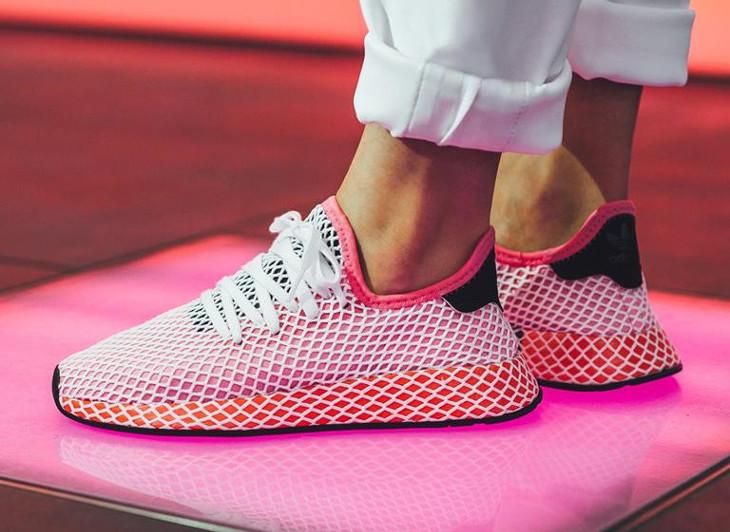 Adidas Deerupt Runner W 'Chalk Pink'
