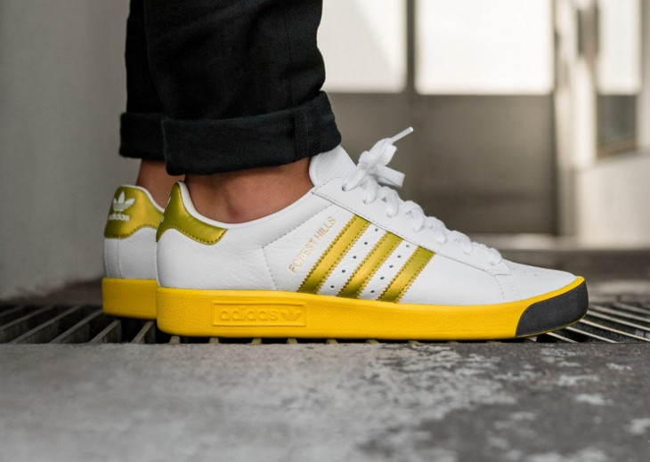 basket-adidas-forest-hills-white-gold-metallic-eqt-yellow-on-feet-CQ2083 (2)