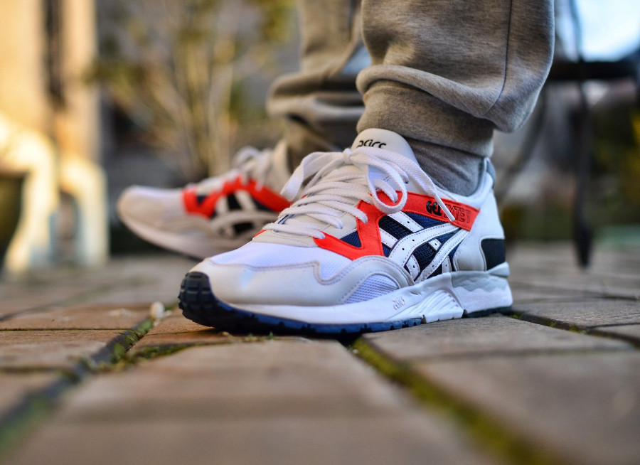Asics Gel Lyte V 'White' Sport Pack